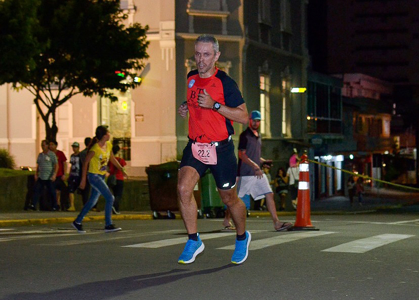 Ultramaratonista avalia novo trajeto da Sparkling Night Run 2019