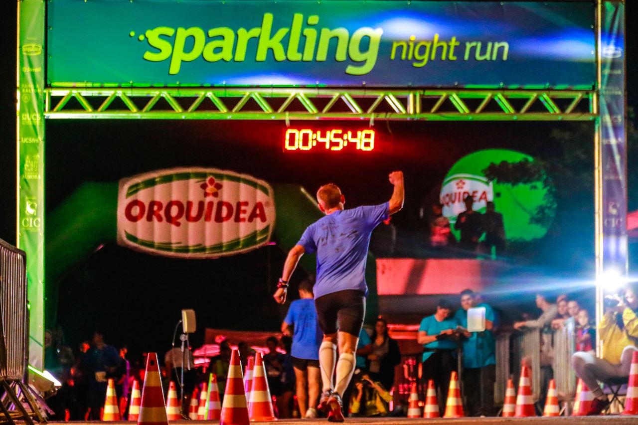 Sparkling Night Run define data para 7ª edição