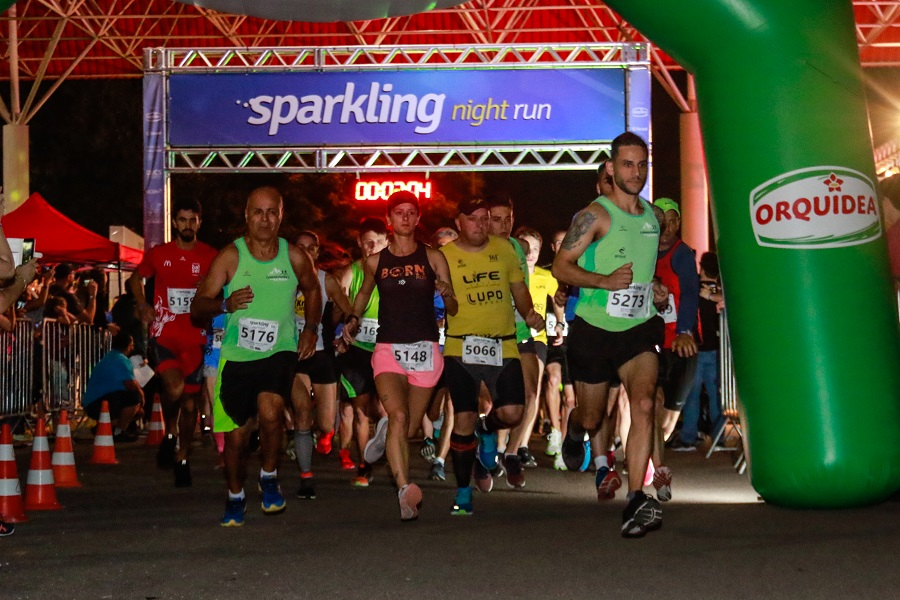 Sparkling Night Run abre inscrições e, pela primeira vez, terá premiação em dinheiro para atletas