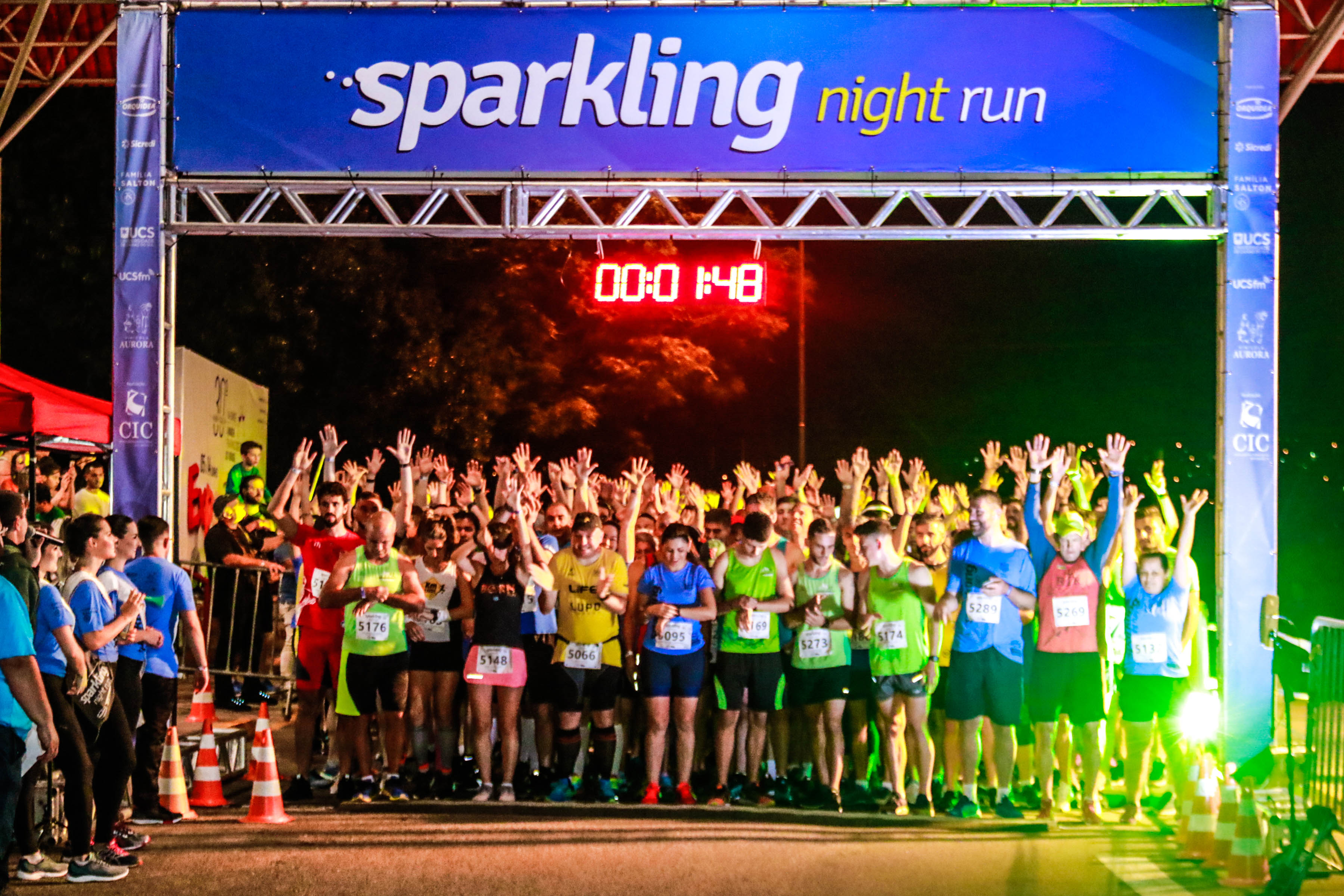 Sétima edição da Sparkling Night Run será no dia 14 de novembro